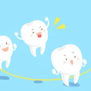Η πρώτη επίσκεψη των παιδιών στον οδοντίατρο